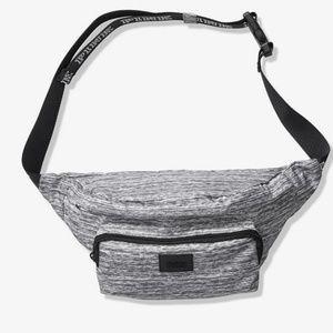 New VS PINK Gray Fanny Pack Belt Bag